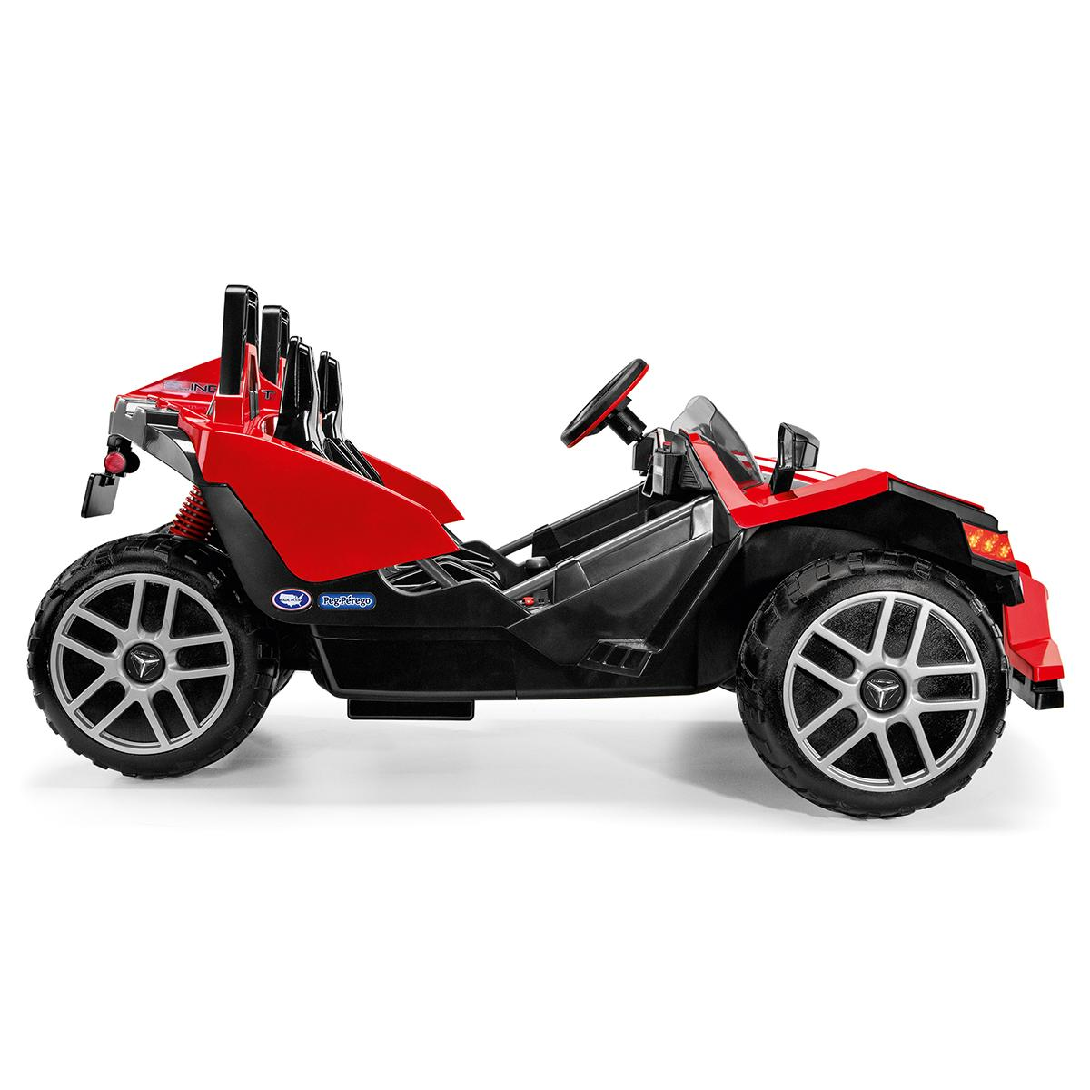Amazon.com: Peg Perego Polaris Slingshot Ride On: Toys & Games