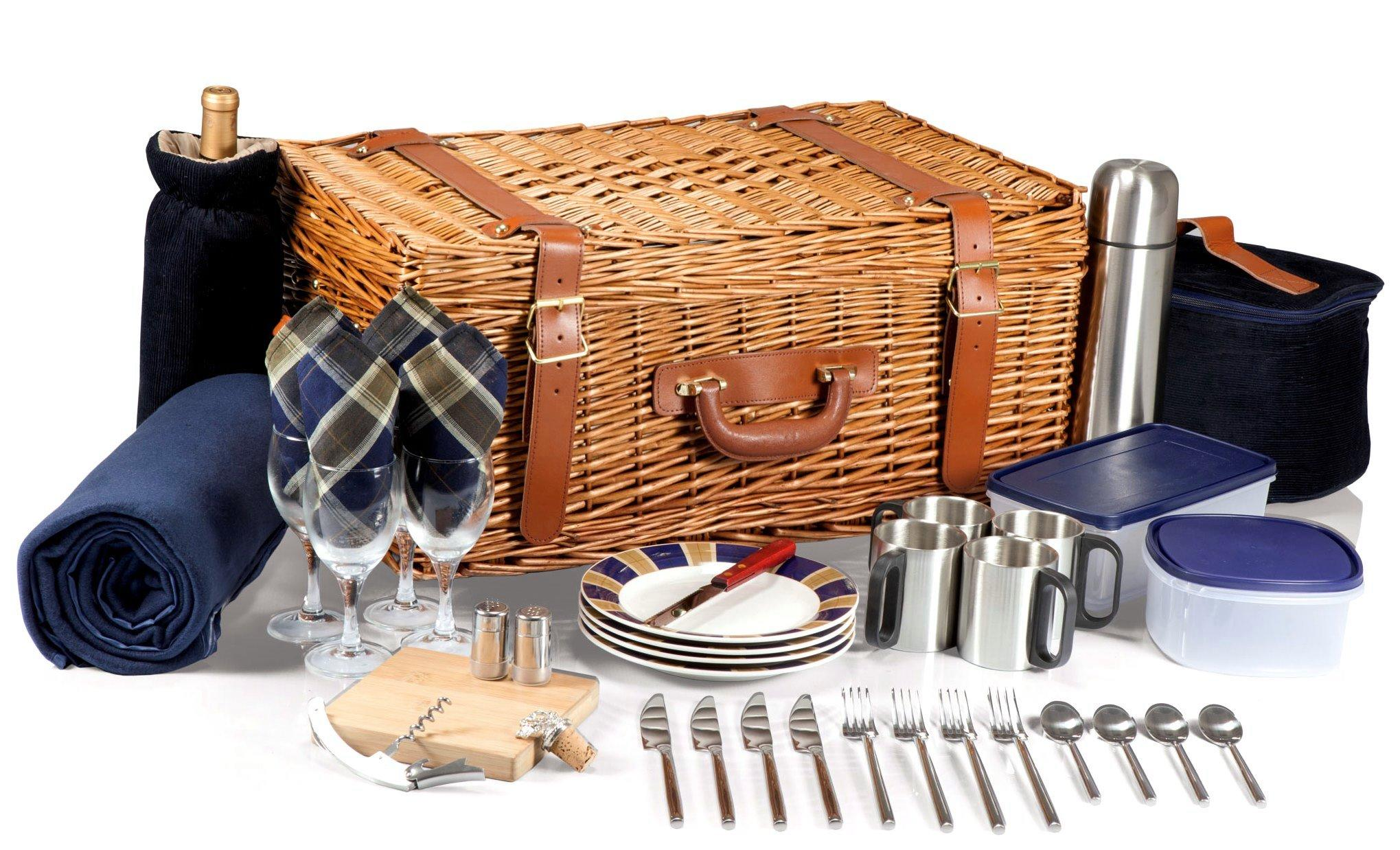 Picnic time windsor english style willow for Kids kitchen set canada