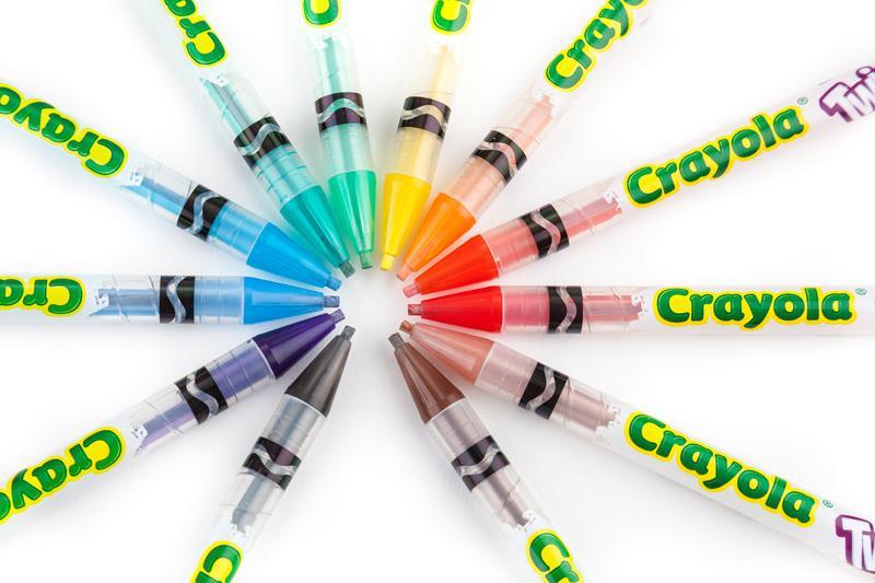 twist up barrel requires no sharpening crayola twistables colored pencils - Crayola Colored Pencils Twistables