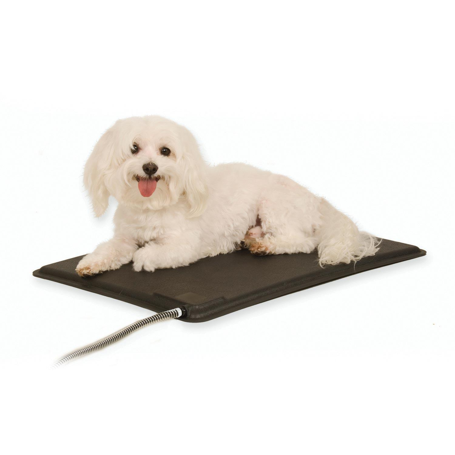 Amazoncom KH Manufacturing Lectro Kennel Heated Pad with FREE