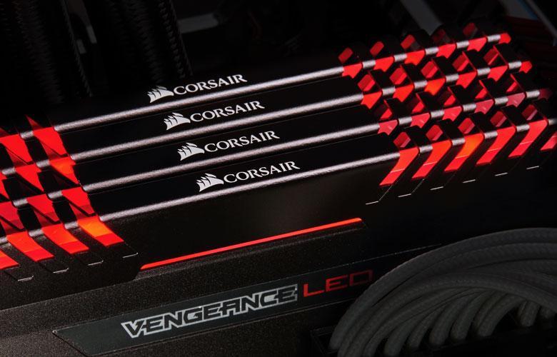 corsair vengeance 16gb 2x8gb ddr4 3000 pc424000 c15