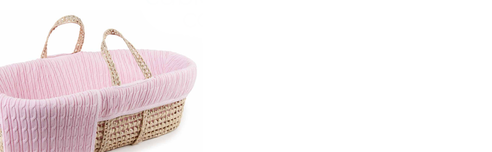 Handmade Moses Basket Bedding : Tadpoles minky dot moses basket bedding only