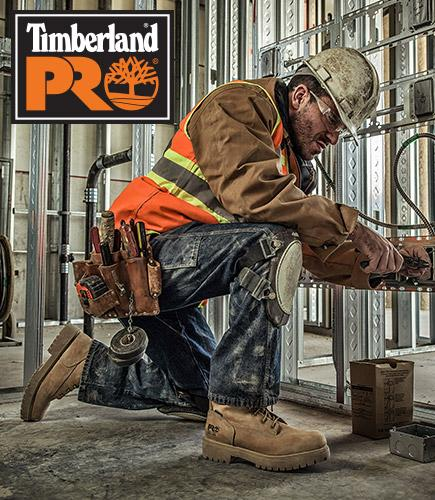 Timberland PRO Direct Attach series