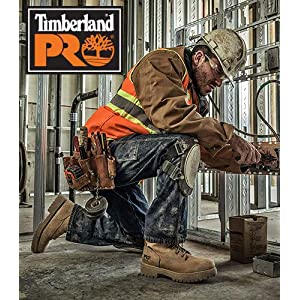 Amazon Com Timberland Pro Direct Attach 6 Quot Steel Safety