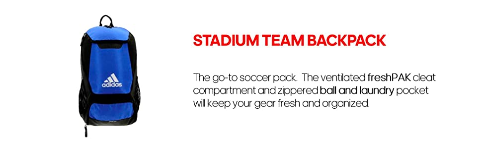 Amazon.com  adidas Stadium Team Backpack b7c474e0c00f1