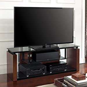 Amazon Com Bell O Avsc2155 60 Quot Tv Stand For Tvs Up To 65