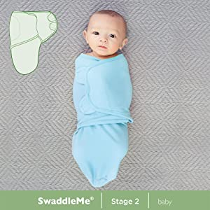 The secure design creates a cozy, womb-like feeling for baby and prevents startle reflex that can wake your infant; soft fabric wings fasten and readjust securely with hook and loop attachments to create a perfect fit; harness slit works with most restraints on car seats and sleeper products; made from only the softest, natural.