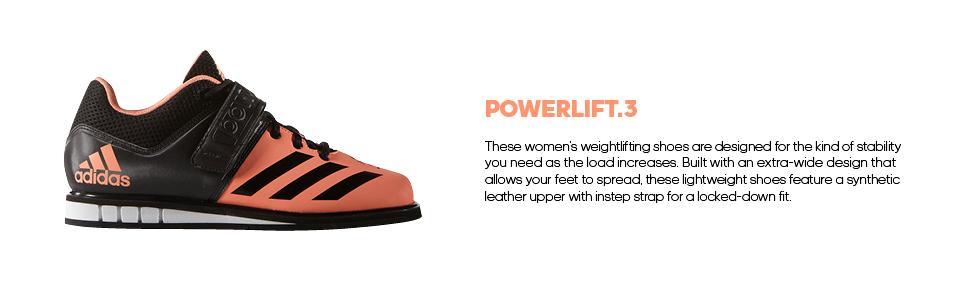 9c4e8ee91004 Amazon.com | adidas Performance Women's Powerlift.3 W Cross-Trainer ...