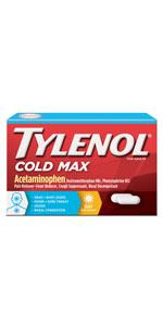 Tylenol Cold Max - Daytime