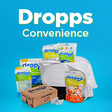 Amazon.com: Dropps HE Dishwasher Detergent Pacs with Oxi