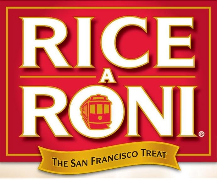 Rice a roni slogan