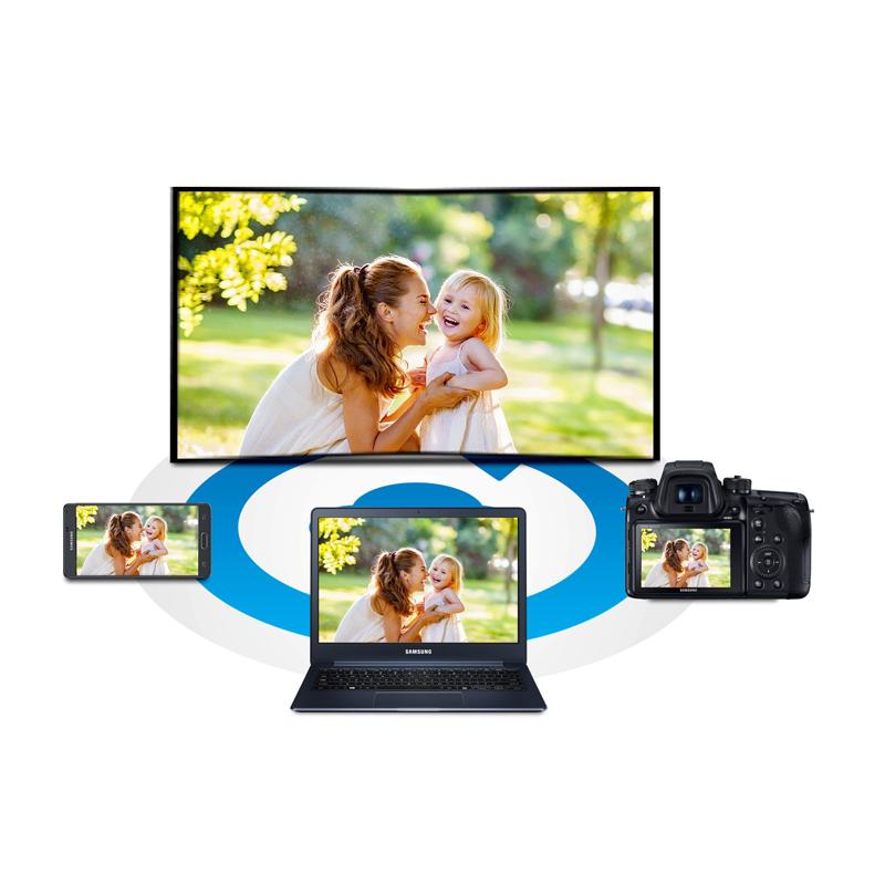 Samsung UN50JU7100F LED TV 64 Bit