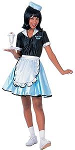 1950s costume