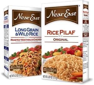 Near East rice blends