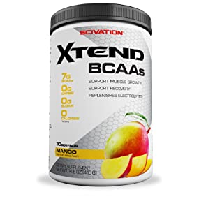 Scivation, BCAA, BCAAs, XTEND, workout, workout supplement, supplement