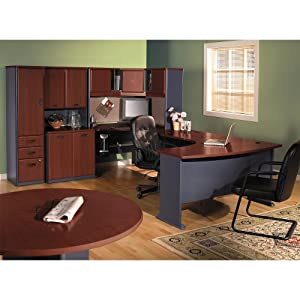 desk, office, home office, office furniture, work space, work station