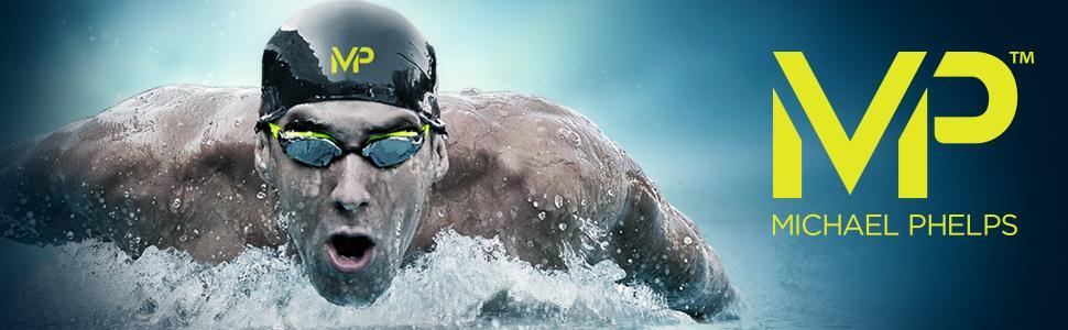Amazon Com Mp Michael Phelps K180 Goggle Smoke Lens