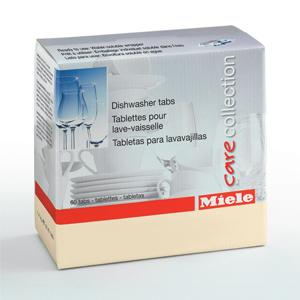 Miele Dishwasher Tabs - 20 per box 3X20(60 count)