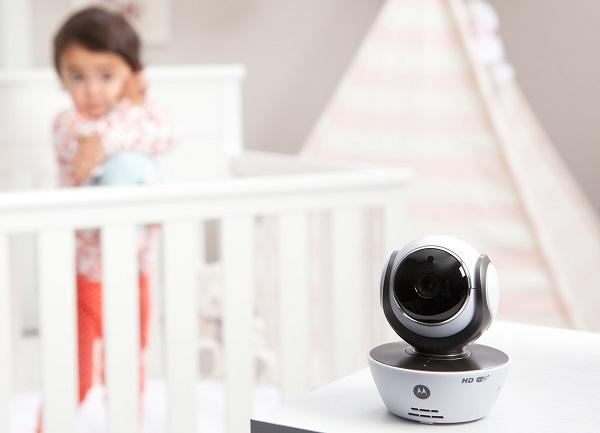 motorola mbp853connect dual mode baby monitor with 3 5 inch lcd p. Black Bedroom Furniture Sets. Home Design Ideas