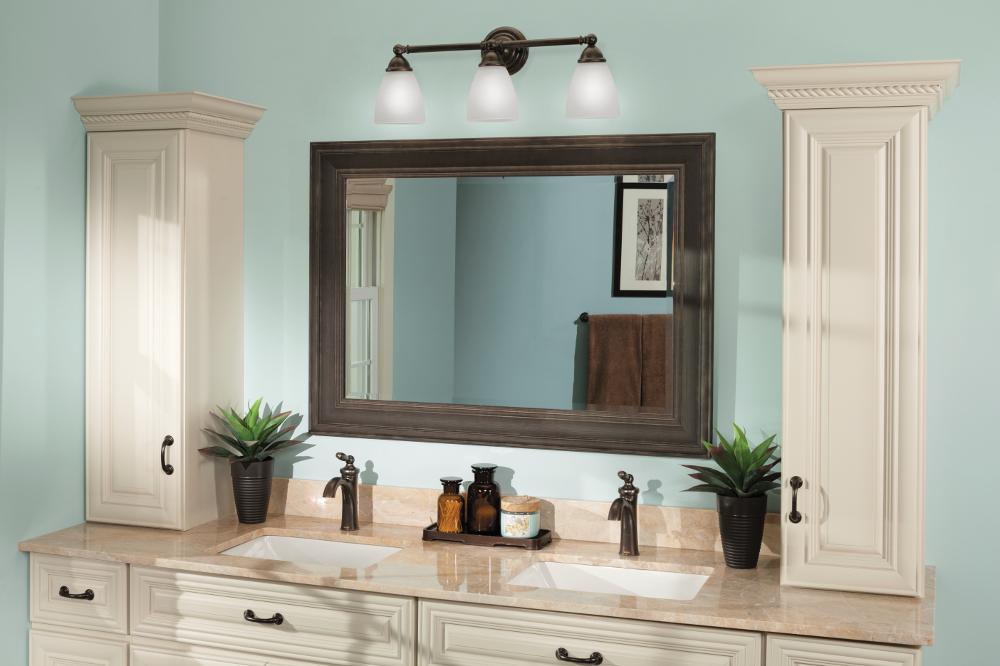 Moen YB2863BN Eva Bath Lighting, Brushed Nickel - Bathroom Hardware ...