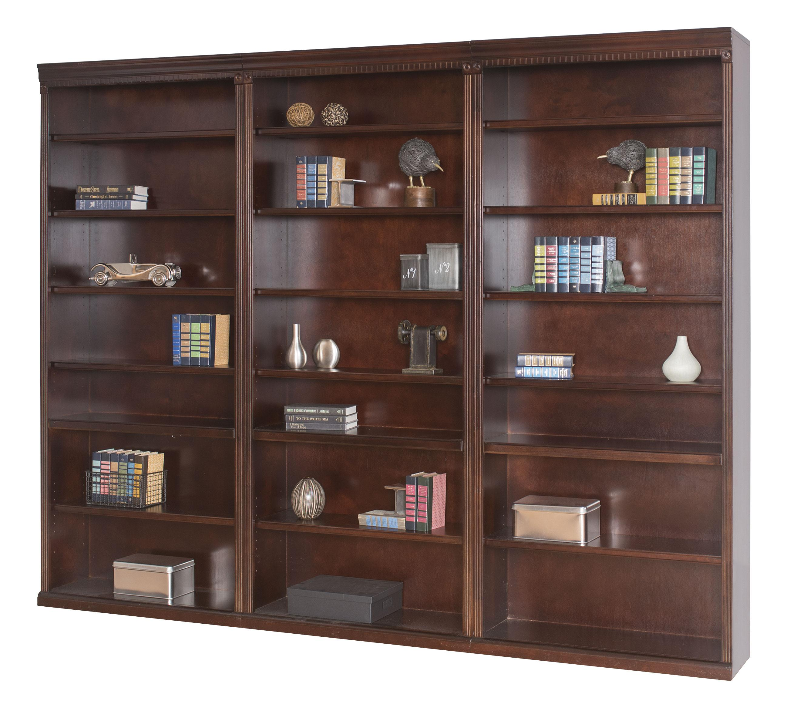 martin furniture huntington club office open bookcase