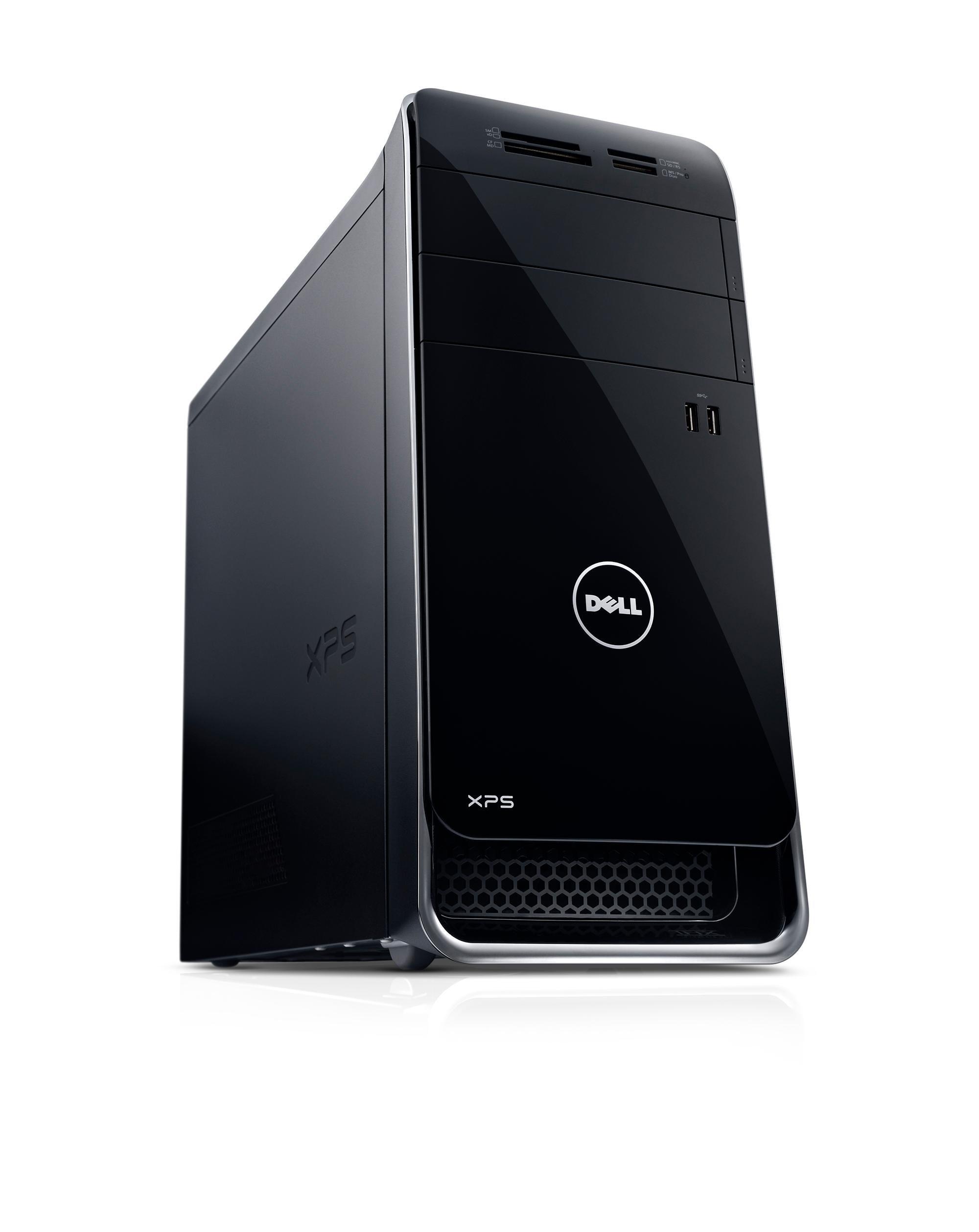 dell xps x8900 3760blk tower desktop intel core i5 6400 2 7ghz processor 8 gb ram. Black Bedroom Furniture Sets. Home Design Ideas