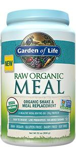 ... RAW Fit · RAW Organic Meal
