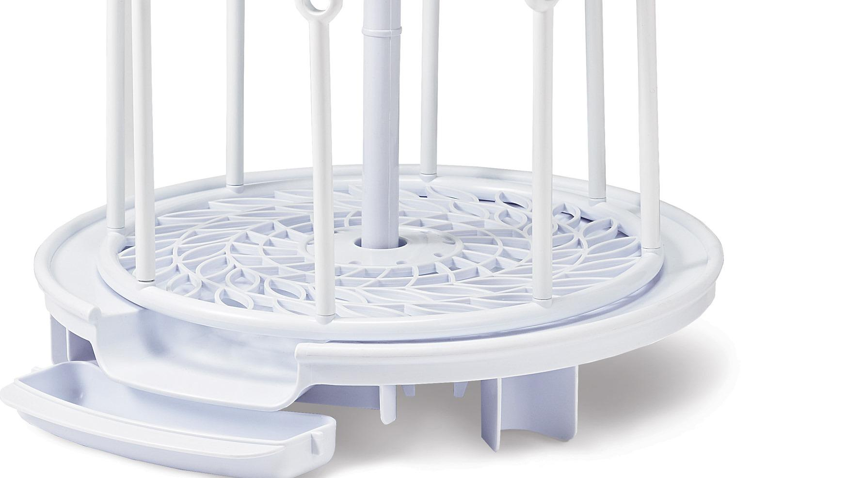 Amazon Com The First Years Spin Stack Drying Rack Baby