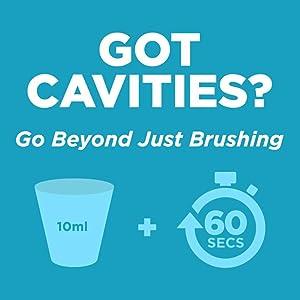 GO Beyond Brushing