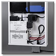 amazon com tripp lite 550va audio video backup power block ups rh amazon com Structured Wiring Panel Structured Wiring System