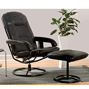 Comfort Products Relaxzen Motorized Massage Recliner