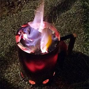 Fogo Lump Charcoal Firestarter