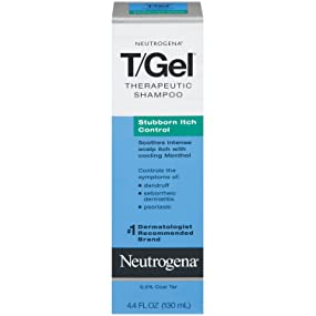 T/Gel Therapeutic Shampoo's