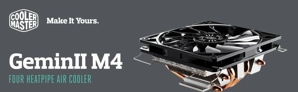 GeminII M4