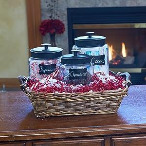 Gifting; Holidays; Unique; Montana Jar; Glass