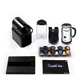 Specification Of Nespresso Inissia Espresso Maker with Aeroccino Plus Milk Frother
