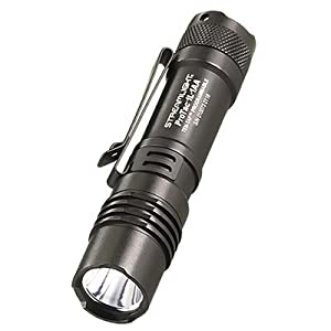 Streamlight 88061 ProTac 1L-1AA Dual Fuel Professional Tactical Light, Black