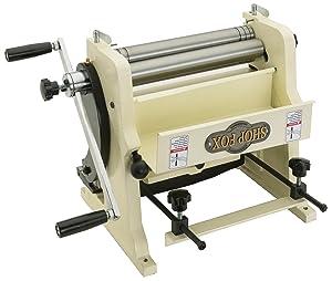 Shop Fox M1052 3 In 1 Sheet Metal Machine 12 Inch Power