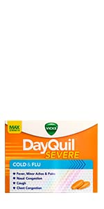 DayQuil Severe Cold & Flu Relief