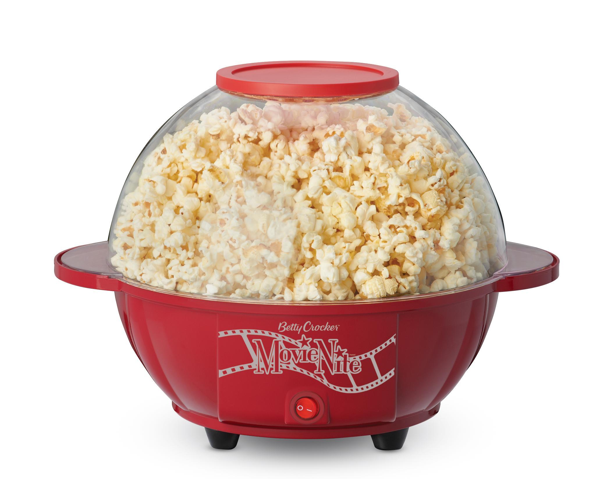 Amazon.com: Betty Crocker BC-2970CR Cinema-Style Popcorn