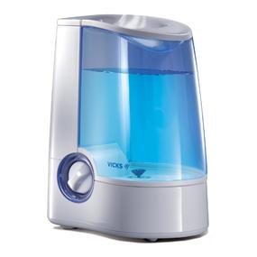 Amazon Com Vicks Warm Mist Humidifier With Auto Shut Off