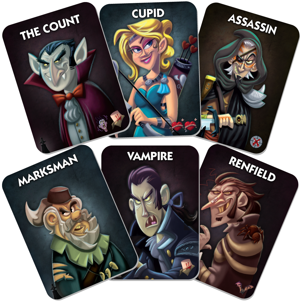 Amazon.com: One Night Ultimate Vampire: Toys & Games