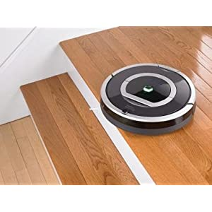 Irobot roomba 780 vacuum cleaning robot - Can a roomba go from hardwood to carpet ...