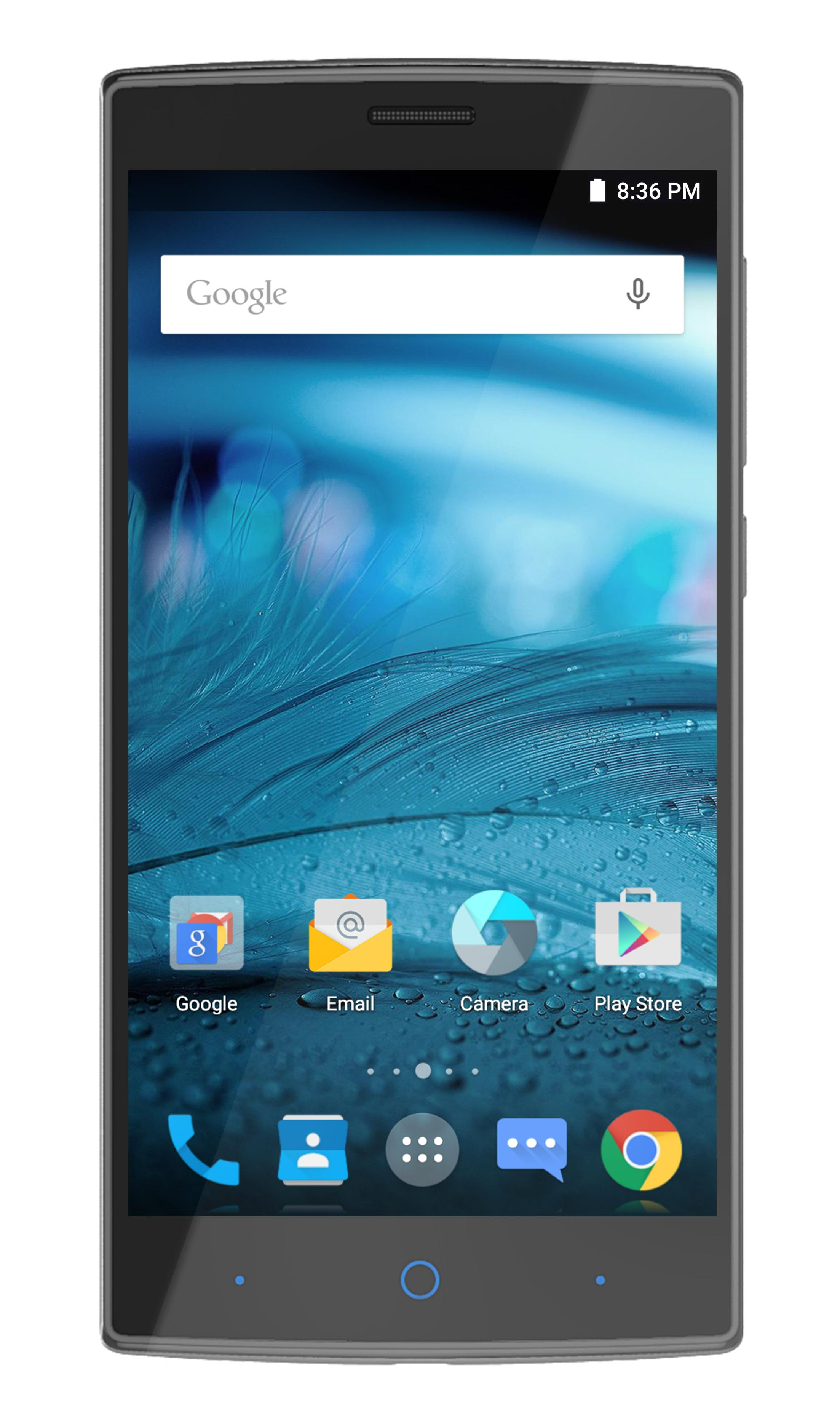 Amazon.com: ZTE Zmax 2 Z955A Factory Unlocked Smartphone