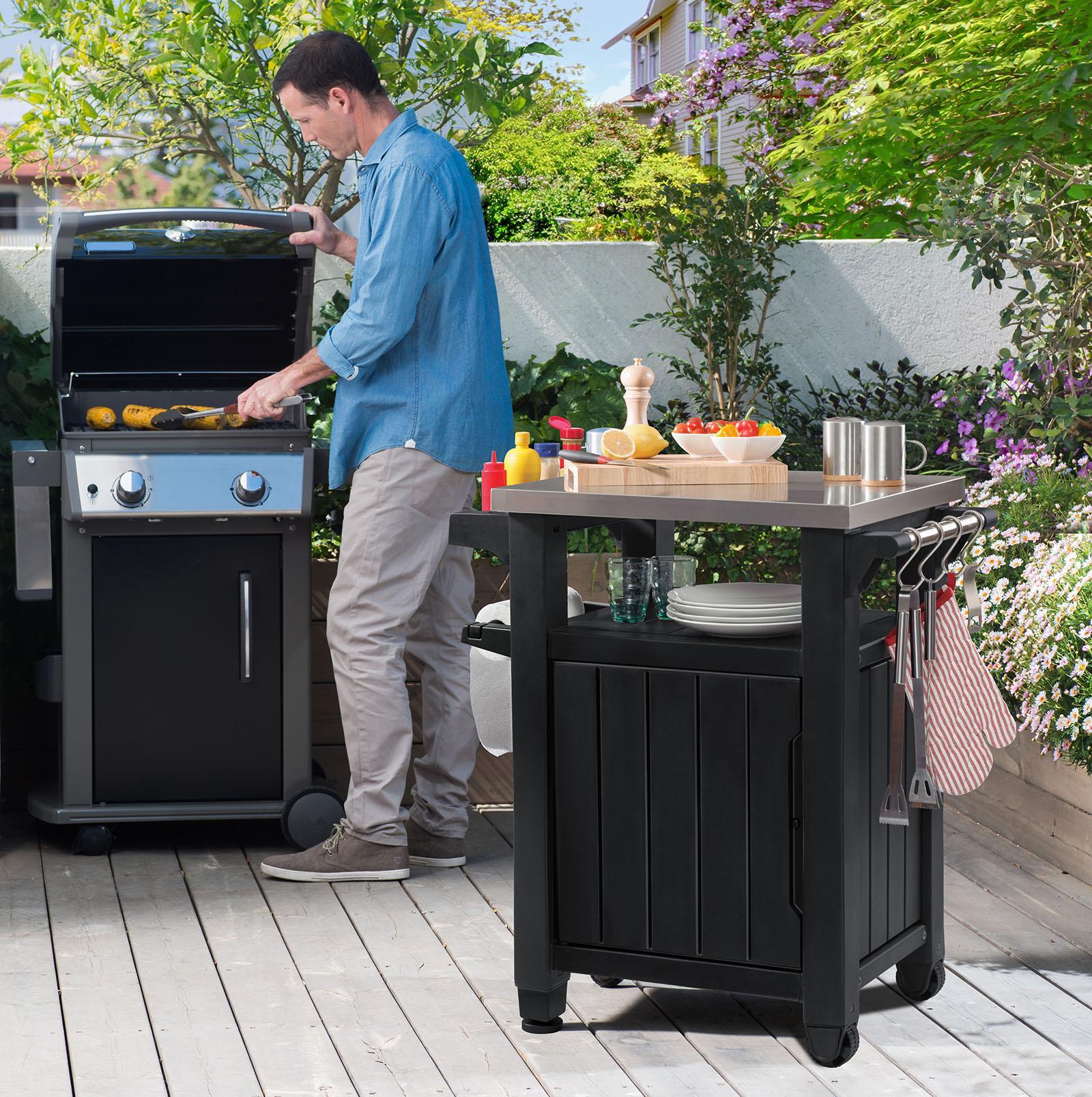 Amazon Com Keter Unity Xl Indoor Outdoor Entertainment