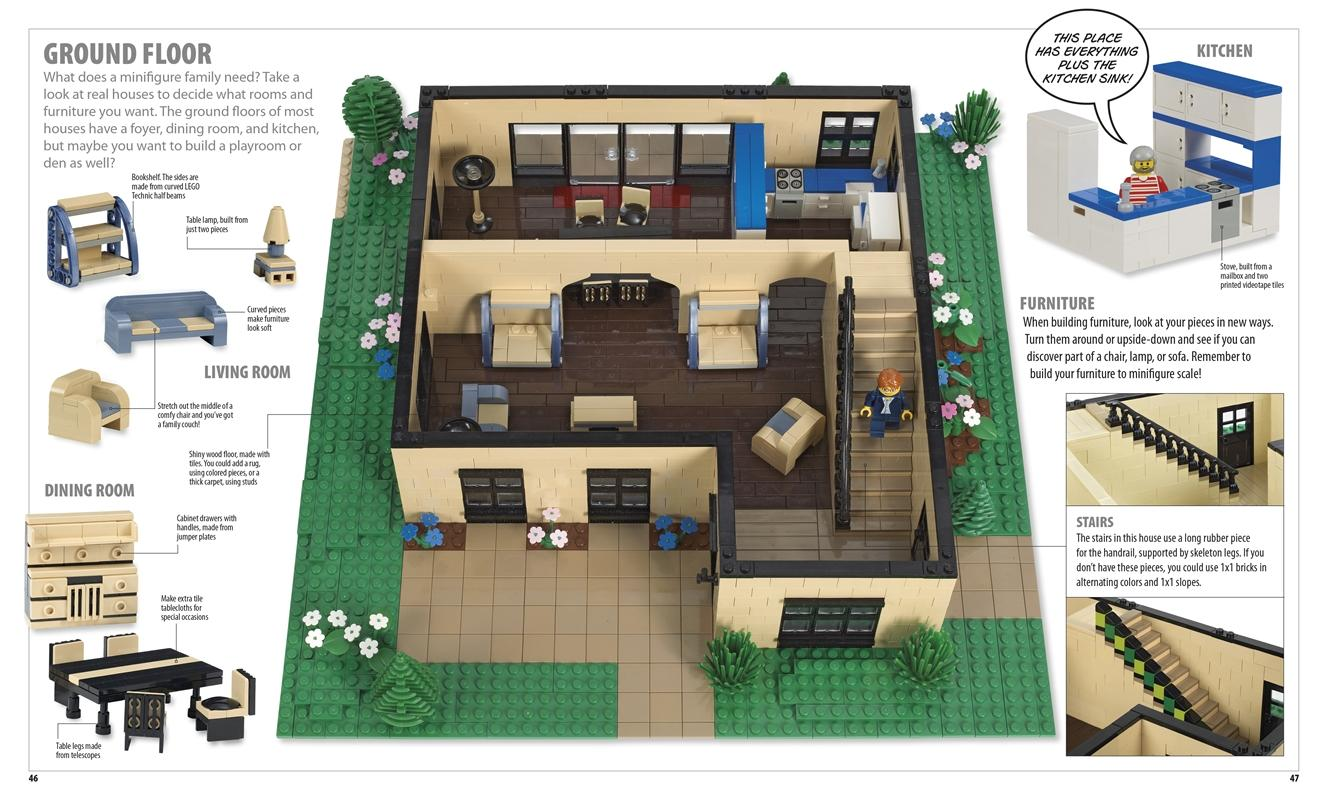 The lego ideas book unlock your imagination daniel for Build a floor plan online