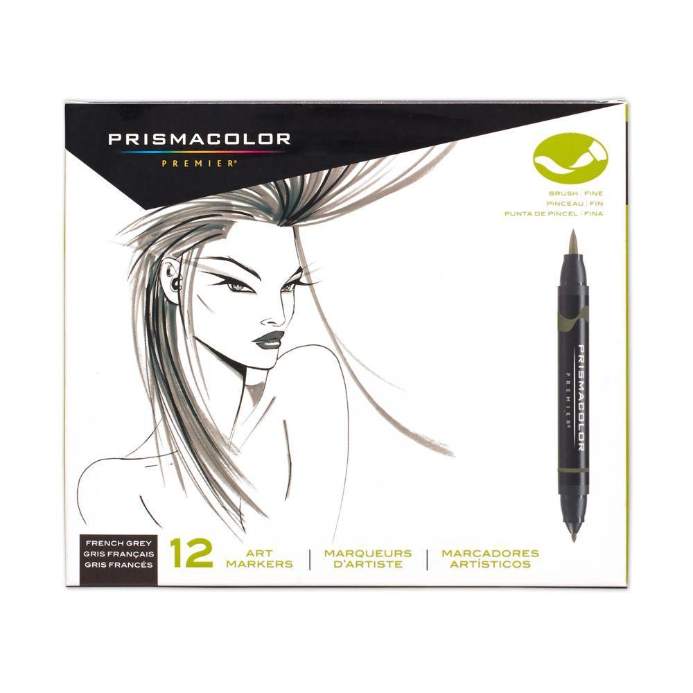 Amazon com prismacolor premier double ended art markers fine and