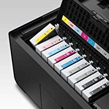 High-capacity ink cartridges