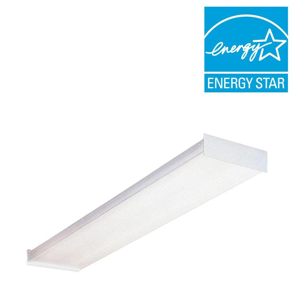 Fluorescent Light Covers Amazon: Lithonia Lighting 3255RE 764118 Square Profile Fluorescent