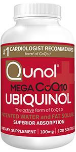 Does ubiquinol lower blood pressure